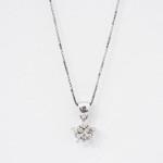 Collana Stella Diamanti