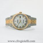 Rolex Datejust Acciaio e Oro ref. 16203